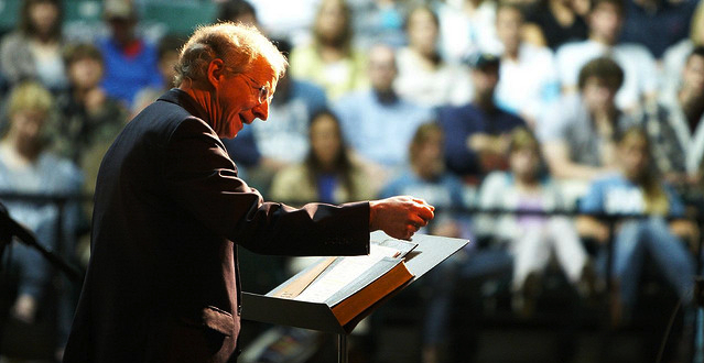 How to Preach Like John Piper Without Sounding Like Him